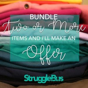 Bundle 2 or More for an Offer!